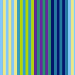 Blue/Green - Narrow Stripe- Digital
