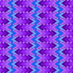 Blue/Purple - Chevron - Digital
