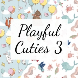 Playful Cuties 3 Collection