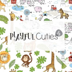 Playful Cuties 4 Collection