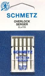 Overlock Serger- 90/14 (5ea/Pkt)
