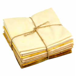 Cream Fat Quarters