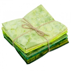 Green Fat Quarters