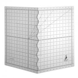 Folding Cutting Mat 17in x 23in