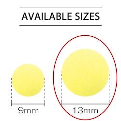 Baby Yellow - Plastic Snap 13mm