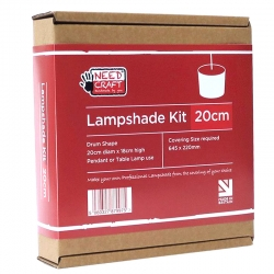 Professional Lampshade Making Kit 20cm