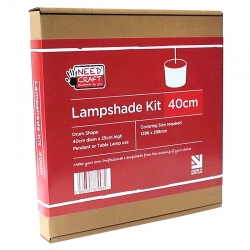 Professional Lampshade Making Kit 40cm