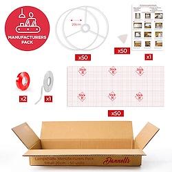 Manufacturing Packs 20cm (50 Units)