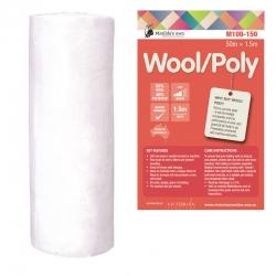 Wool 60/Poly 40 1.5m x 50m Roll