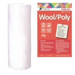 Wool 60/Poly 40 3.1m x 30m Roll