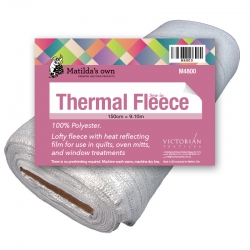 Thermal Fleece 62in x 10yd