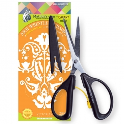 Arm Wrestler Serrated Scissors