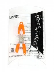 Mini Castanet Thread Snip - Orange