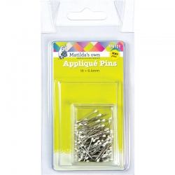 Applique Pins - 19mm x 0.60mm