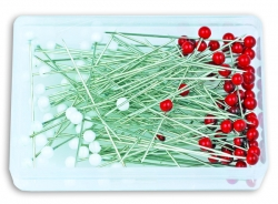 Silk Pins - 35mm x 0.50mm