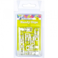 Matilda's Own Small Handy Clips x 8