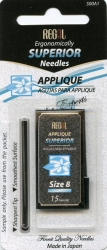 Applique/Sharps - Size 8