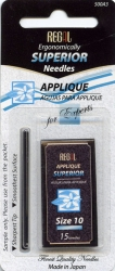 Applique/Sharps - Size 10