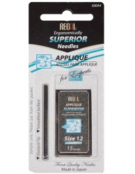 Applique/Sharps - Size 12
