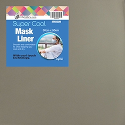 Mask Liner Super Cool - Neutral ( 50cm x 50cm )