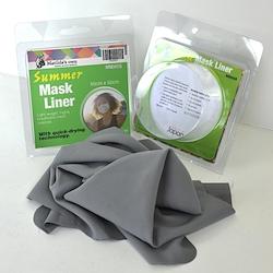 Mask Liner Sports - Grey ( 50cm x 50cm )