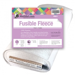 Fusible Fleece 115cm x 13.7m
