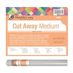 Cut Away Medium - 50cm x 9.1m Roll