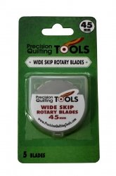 PQT Skip Rotary Blade - 45mm (5 Pack)