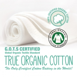 100% Organic Cotton 2.4m x 30m Roll
