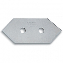 OLFA Mat Cutter Blades suit OMC-45 (2 Pack)