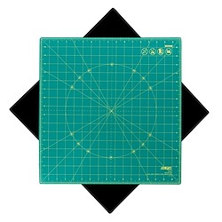 Rotating Mat 17in x 17in
