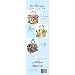 Bag Stays Size B (24in) 6 Pack