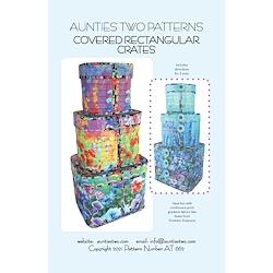 Covered Rectangular Crates