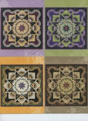 Note Cards - Glacier Star (4 designs)