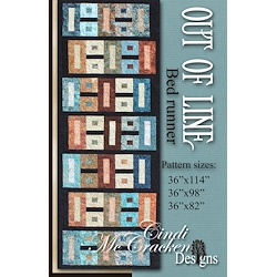 Out of Line Bed Runner
