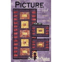 Picture Perfect Table Runner