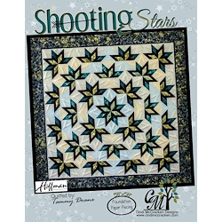 Shooting Stars - Foundation Paper Piecing