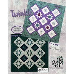 Twinkle - Foundation Paper Piecing
