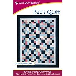 Bab's Quilt