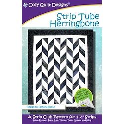 Strip Tube Herringbone