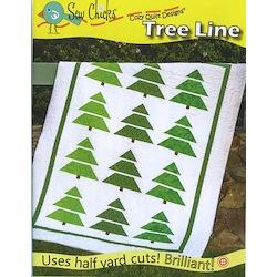 Sew Chicks Tree Line