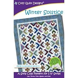 Cozy Quilt Designs Winter Solstice