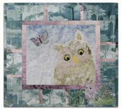 Owl Mine! & Complete Quilt Instructions