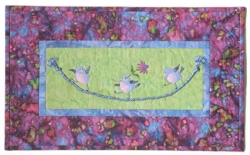 Just a Swingin' & Complete Quilt Instructions