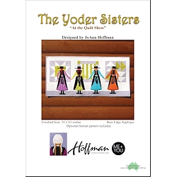 The Yoder Sisters JoAnn Hoffman Designs