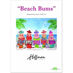 Beach Bums Pattern Only by JoAnn Hoffman Designs