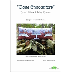 Close Encounters Bench Pillow & Table Runner