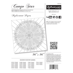 Congo Star Replacement Papers