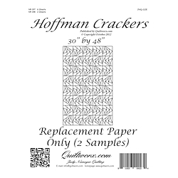 Crackers Replacement Papers