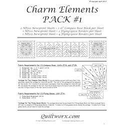 Charm Elements Pack #1